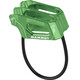 Mammut Crag Light Belay green